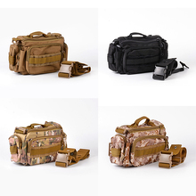 Fly Fishing Tackle Bag Waterproof Storage Waist Shoulder Carry Case Outdoor Trekking Sport Travel Rucksacks Camping Hiking Bag