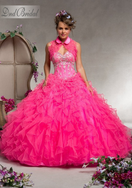 d4502eda3150 magenta quinceanera dresses Sweetheart Lace Up Crystal Ball Gowns turquoise  quinceanera gowns With Jacket sweet 16 ball gown