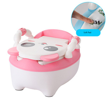 Cute Cartoon Training Toilet Seat