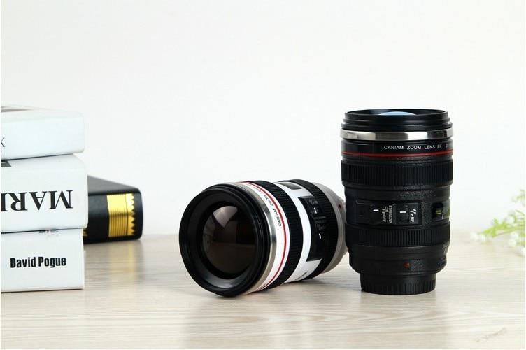 Coffee mug 1:1 camera lens 1