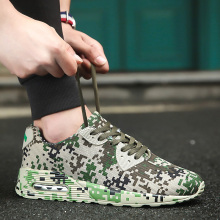 MIUBU Hot Camouflage Neutral Shoes Men'S Shoes Increased Height Male Comfortable Casual Men'S Shoes Sneakers Plus Size 36-46