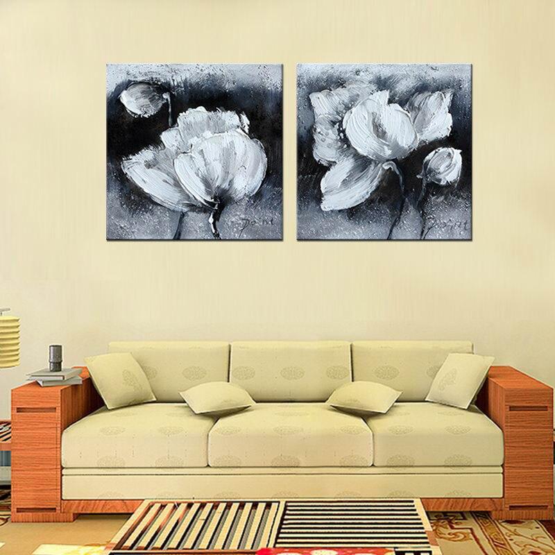 Exelent Black And White Canvas Wall Art Cheap Mold - Wall Art Design ...