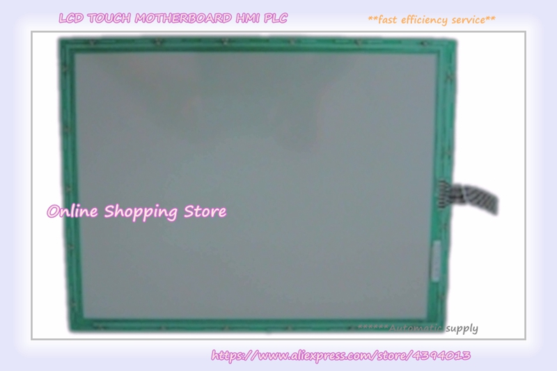 New 7 Wire 10.4 inch N010-0551-T611 Touch Screen glass new for 7 wire n010 0510 t234 touch screen panel glass