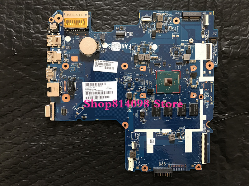 KEFU for HP Pavilion 14-AC 14T-AC laptop motherboard N3050 processor 814050-501 6050A2730201-MB-A01 mainboard fully testedKEFU for HP Pavilion 14-AC 14T-AC laptop motherboard N3050 processor 814050-501 6050A2730201-MB-A01 mainboard fully tested