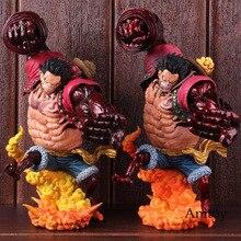 Аниме одна деталь обезьяна Д. Луффи шестерни четвёртый Конг пистолет Collcetible фигурка модель игрушки