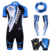 Outdoor sports cycling team uniform bike race high end set Quick drying breathable ultra light Cheap clothes pants BAT FOX MTB