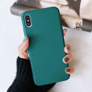 iPhone XS Max Case Silicone Green