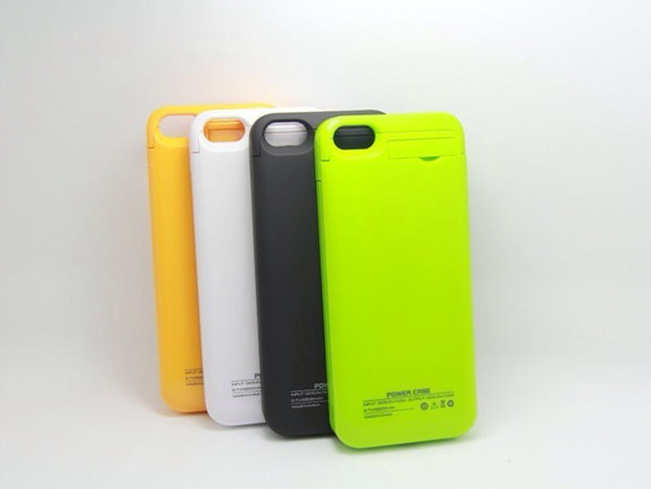 fundas for 4200mah Rechargeable External with USB pot Battery Coque Power Case Power Bank Charger for