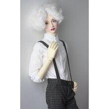 """Кукла BJD, белая рубашка, верхняя одежда для мужчин 1/4 1/3 SD17 70 см 17 """"24"""", высокая кукла BJD MSD DK DZ AOD DD, кукла с использованием HEDUOEP"""