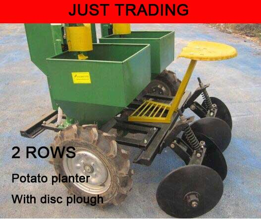 Farm And Garden Working Tools Tractor
