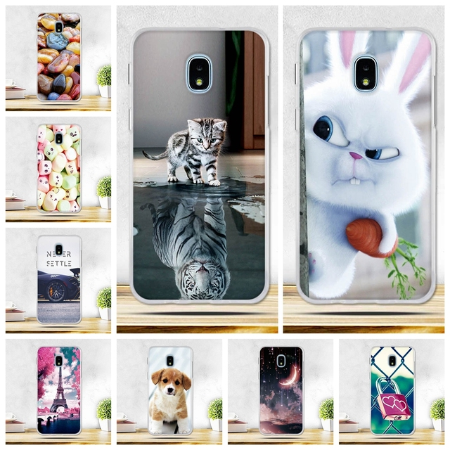 hot sale online 8e1c8 5071e US $1.0 42% OFF|for Samsung Galaxy J3 2018 J337 Cover for Samsung J3 Star  Case Soft TPU for Samsung Amp Prime 3/J3 V 3th 2018/J3 Achieve Cover-in ...