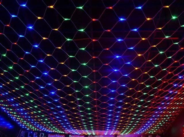 gratis shipping144 led netto licht kerst led verlichting