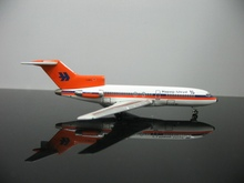 Out of print StarJets 1:500 Lloyd aviation Boeing 727 D-AHLL Alloy plane model Collection model