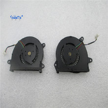 цена на TWO FAN CPU AND GPU FAN laptop CPU cooling fan for ASUS U38 U38DT U38N CPU+GPU cooling fan
