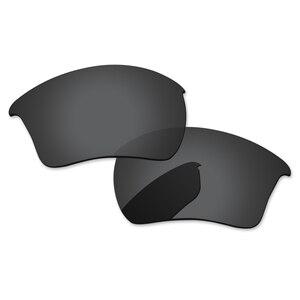 Image 2 - PapaViva 交換レンズとゴムキット本物のハーフジャケット 2.0 XL サングラスフレームの複数のオプション