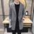 Roupas de marca 2016 Nova Moda Longo Dos Homens Único Breasted Trench Coat Slim Fit Blusão homens Jaqueta grande metros de Espessura M-3XL