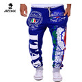 Trousers 2016 Hot Sale Mens Letter Printing Baggy Harem Cool Long Pants Jogger  Wear  Pants XXL  FWQAA