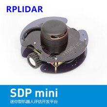 RPLIDAR lidar  SLAMTEC SLAM positioning navigation car SDPmini robot development platform ROS
