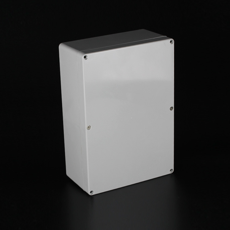 цена на 263X182X95mm/ 10.35 x 7.16 x 3.74(L x W x H) IP6 plastic waterproof box power box junction box outdoor waterproof box