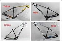 2016 Newest Carbon Road Frame T800 Frame Glossy Finish Carbon Fiber Bicycle Frame Road Bike Frame