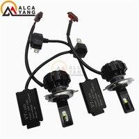 Upgrade Version V1 H1 LED High Beam Light Bulb CAN BUS Conversion Kit Auto Car Headlight