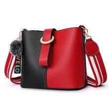 Ladies Bag 2019 New Trend Casual Personality Fashion Handbag Shoulder Slung Bucket Purses