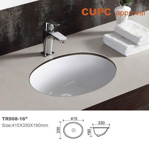 Ceramic Sink Washbasin Bathroom Sink Bathroom Bowls Wash Basin Bathroom  Furniture Under Counter Sink Pedestal Basin