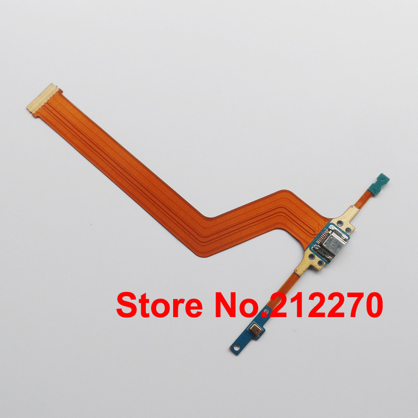 New Charger Connector Port Flex Cable For Samsung Galaxy Note 10 1 P600 P605 P6000 Free