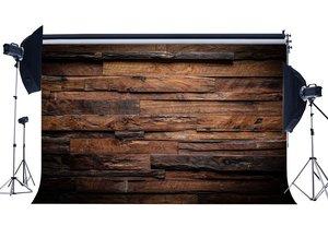 Image 1 - Fondo de fotografía de suelo de madera de rayas Vintage con textura desgastada de tablón de madera rústica