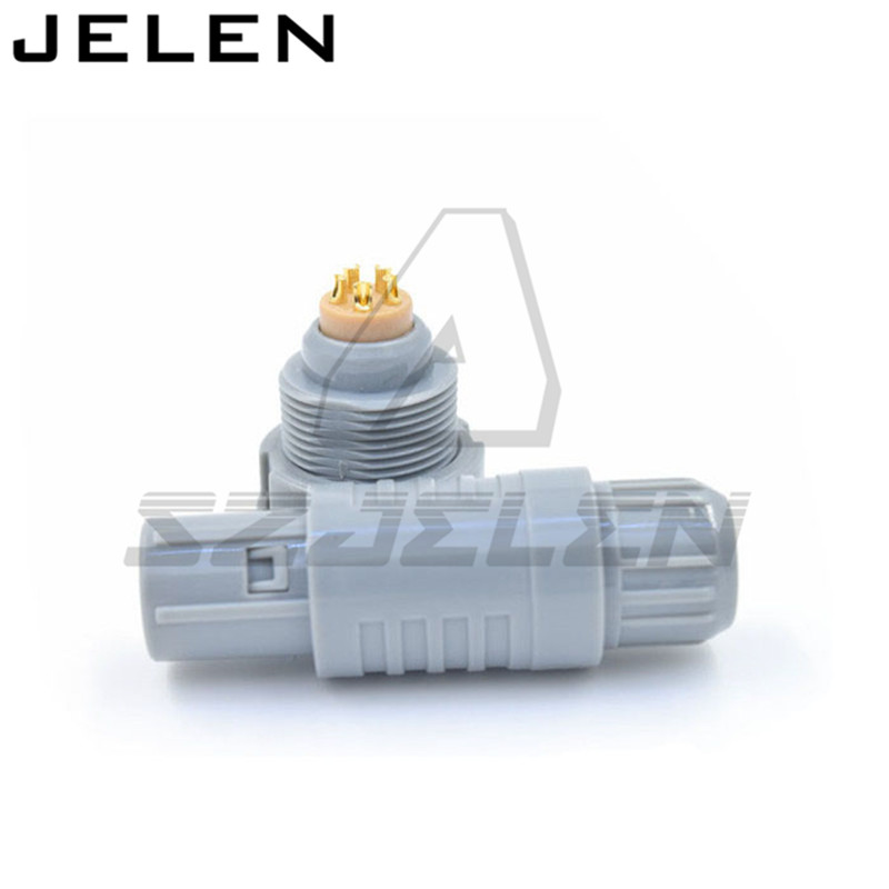 SZJELEN connectors 2p-serie 5 pin connector, CAB.M05.GLA.CxxG CKB.M05.GLLG , Medical connectors