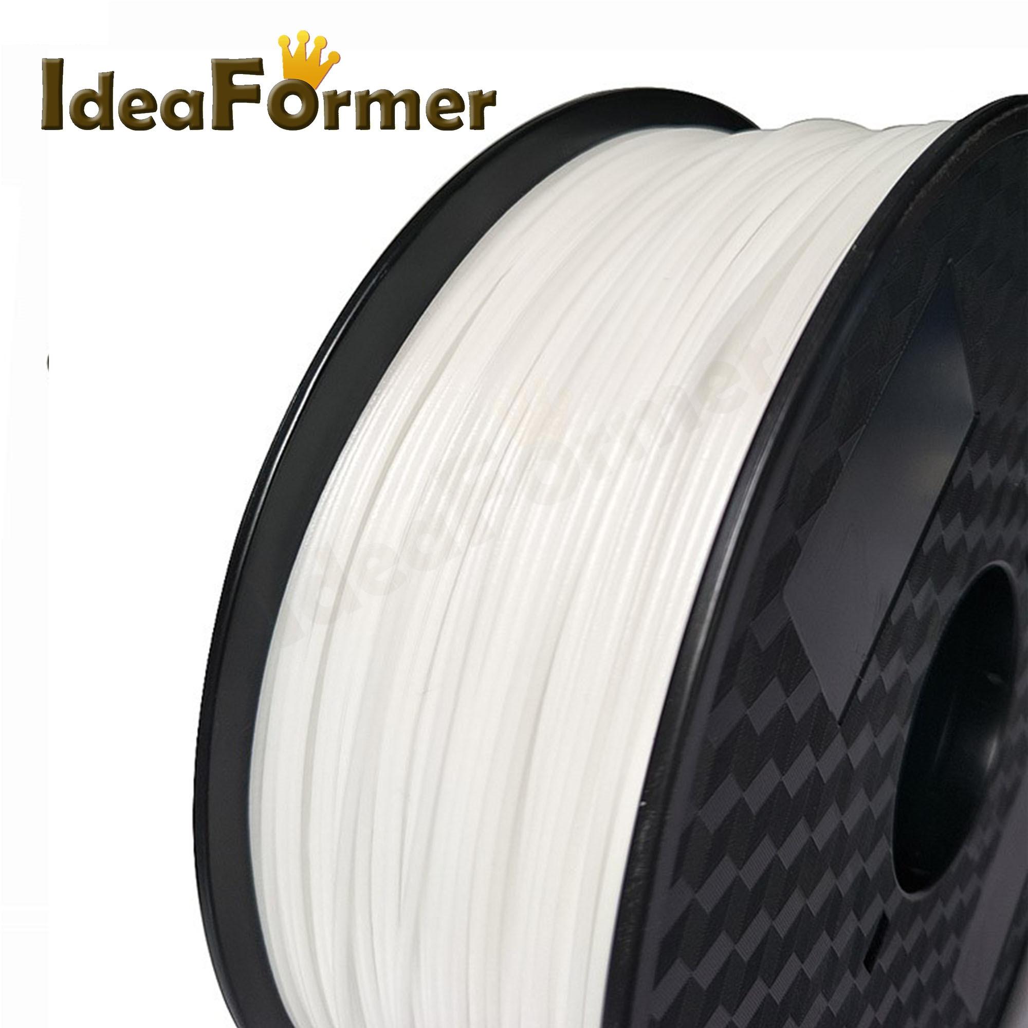 PP 1 75mm Filament 1KG Colorful Printing Materials 3D Extruder plastic filament for 3D printer