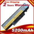 5200 mAh batería del ordenador portátil para Lenovo B560 B560A L09N6D16 L09S6D16 V560 V560A 121000916 121000917 121000918 57Y6440
