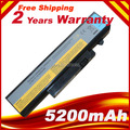 5200 mAh bateria do portátil para Lenovo B560 B560A L09N6D16 L09S6D16 V560 V560A 121000916 121000917 121000918 57Y6440
