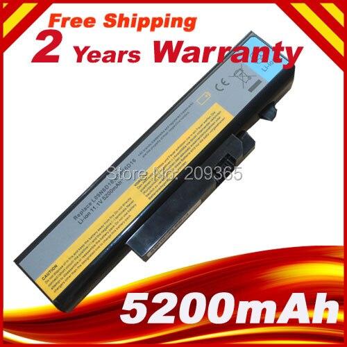 5200mAh laptop battery For Lenovo B560 B560A L09N6D16 L09S6D16 V560 V560A 121000916 121000917 121000918 57Y6440