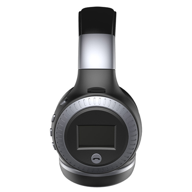 ZEALOT B19 Wireless Bluetooth Headphone Stereo Bass Earphone With Microphone  FM Radio TF Card Play LCD Screen
