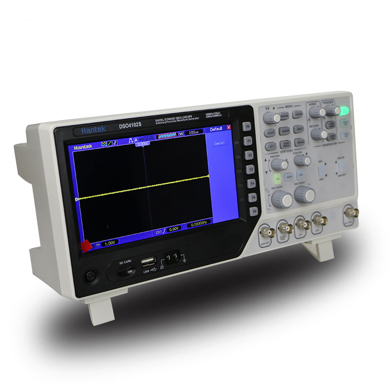 Portable Digital Oscilloscope : Hantek oscilloscope portable dso s channels mhz