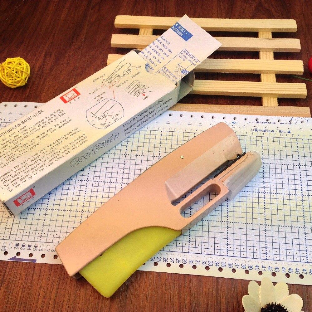 10 X Nouveau Aiguilles Pour BROTHER Punch carte machine à tricoter main Lit