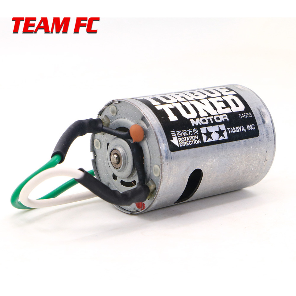 Luntus 53068 RS540 Sport Tuned Motor 23T Brushed 540 Hop Up Options High Speed for 1//10 Scale Hobby Car