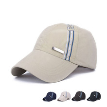 Folding Light Weight Breathable Quick-Drying Cap Hunting Fishing Snapback Baseball Caps Adjustable Hats For Unisex Adults