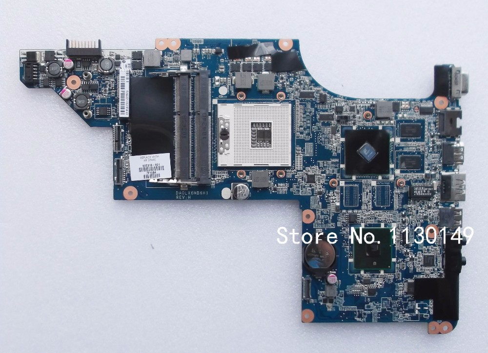 Free Shipping laptop motherboard for hp pavilion DV7T DV7-4000 609787-001 hm55 ATI ATI HD5470/512 ddr3 DA0LX6MB6H1 609787 001 free shipping laptop motherboard for hp pavilion dv7t dv7 4000 hm55 ati ati hd5470 512 ddr3 da0lx6mb6h1