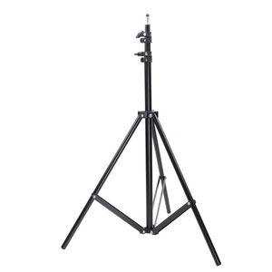Image 1 - 50 70 160 200ซม.การถ่ายภาพขาตั้งกล้องยืนสำหรับRingLightถ่ายภาพกล้องRelfectors Softboxesพื้นหลังสตูดิโอชุด
