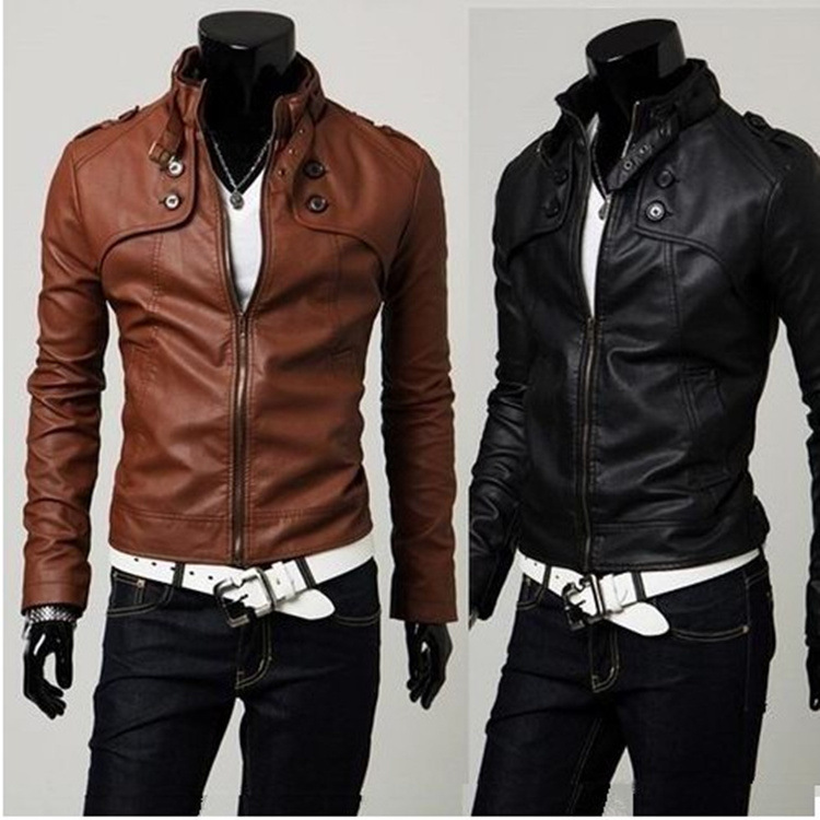 785ae7684 EBay Europe and the British men's purchasing motorcycle leather ...