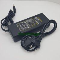Ue 12 v 8a fuente de alimentación 85-265 v ac al adaptador dc para 5630 5050 tira llevada flexible luz