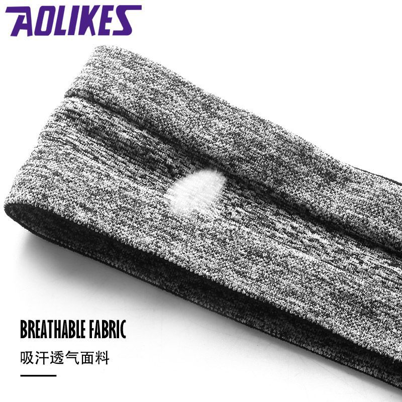 Weimostar Unisex Outdoor Sports Running Anti-sweat Breathable Headband Comfortable Cycling hawkers Headdress Headwear