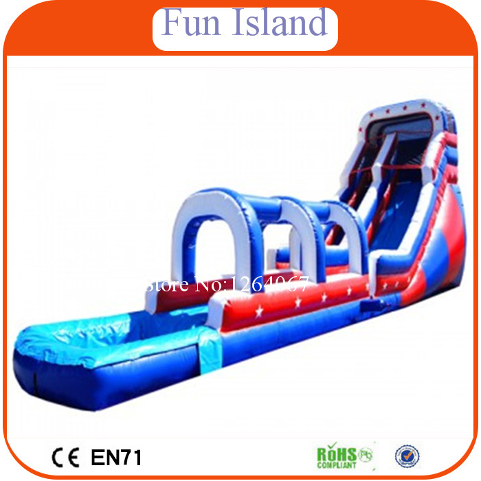Big Inflatables Water Pool Slide Prices For Adult And Kid funny summer inflatable water games inflatable bounce water slide with stairs and blowers