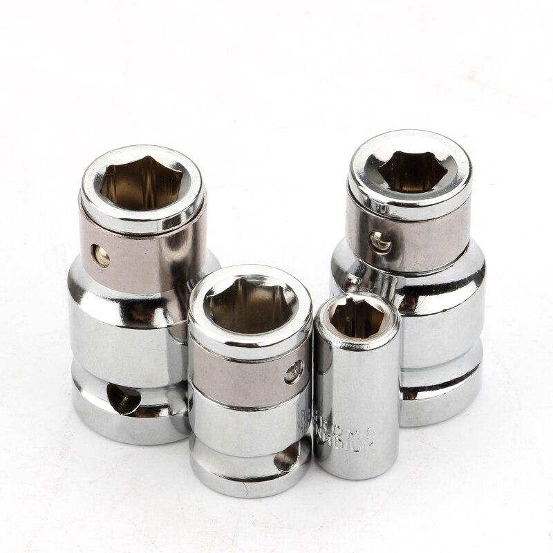 4 stuks Hex Socket Bit Joint Houder Set Crv 1/4