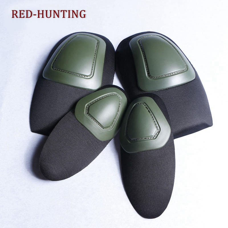 Tactical Knee & Elbow Pads For G3 Combat Shirt Pants Outdoor Hunting Combat Protective Pads Sets With The Best Service