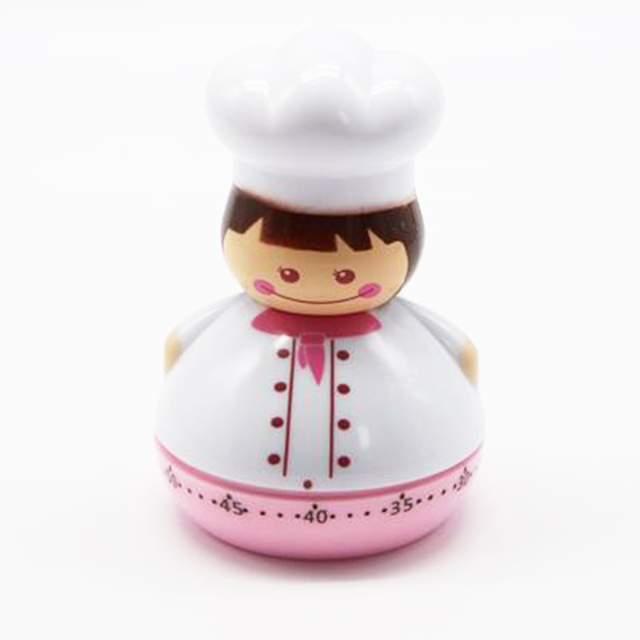 Cute Cartoon Cuoco Timer Timer Da Cucina Timer di Cottura Del ...