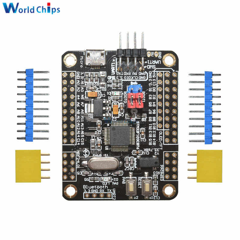 Detail Feedback Questions about Mini STM32F103C8T6 ARM