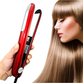 Mini Ceramic Hair Straightener Professional Hair Irons For Women Men Hair Crimper Fast Straighteners Pinceis Chapinha Red Glod